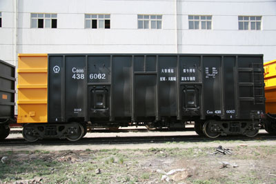 C35 Open top Railway Wagon